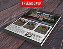 Free Flyer & Poster MockUp 02