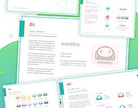 Woobo™ | Brand, UI/UX, Illustration