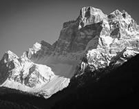 White Dolomites