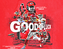 Good Luck Chiefs