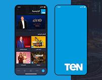 TeN TV APP