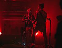 RIKAS and BILDERBUCH / NIGHT SHOW in STUTTGART