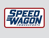 Speedwagon Powersports Logo Design