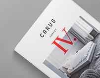 Carus soft flooring - branding