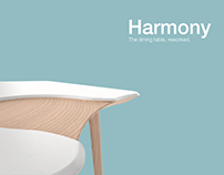 Harmony - Dining Table