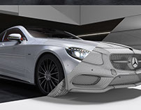 Mercedes S-Clase Coupé