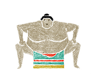 Sumo Wrestlers of the World