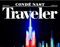 Conde Nast Traveler November 2015