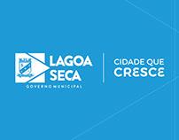 Identidade Visual da Prefeitura de Lagoa Seca
