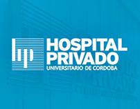 Sitio Web Hospital