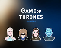 Game of Thrones / Characters