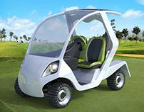 Golf Car Concept