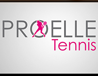 logo proelle tennis