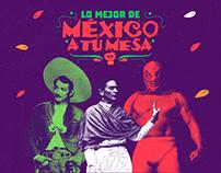 LO MEJOR DE MEXICO