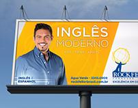 Rockfeller Language Center - Campanha 2016