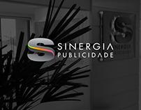 Site agência Sinergia Publicidade