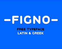 Figno // Free Typeface