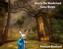 Alice in Wonderland Game Review