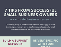 7 Tips From Successful Small Business Owners