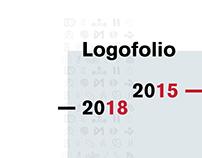 Logofolio 2015 — 2018