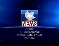 Vizrt Kurdsat News Frequency Bumper.