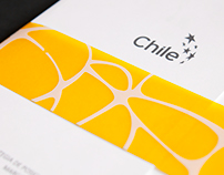 "Material de promoción ""Marca País Chile"""