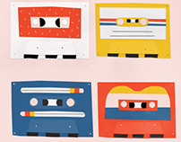 Z Tapes cassettes