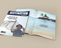 Destination Jeddah Magazine