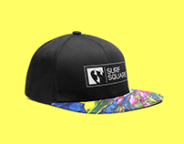 Surf Square Cap
