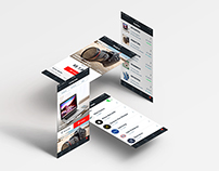 Collectaz ® - App Design, Branding