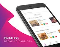 Entaleq App UX/UI