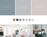 · Branding · Singular Muebles