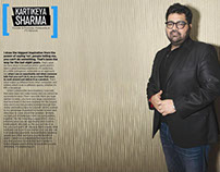Kartikeya Sharma, Founder & Promoter, iTV Group