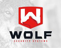 Wolf Security Branding