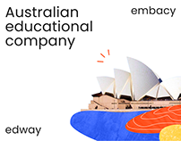 Edway: Website and Style for an educational company