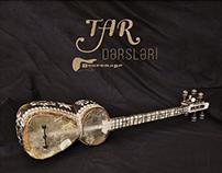 Desperado Music School / Tar Dərsləri / Poster