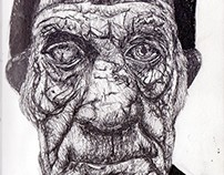 Inked - Portrait
