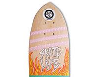Skateboard @matdisseny • Skate Life