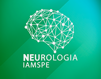 Logo do Departamento de Neurologia do IAMSPE