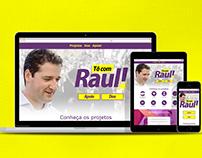Campanha - Tô com Raul!