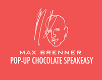 Pop-Up Speakeasy by Max Brenner