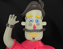 Character Concept - Steve