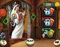 Arabian Heroes UI