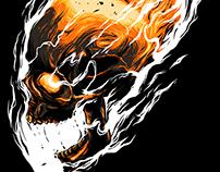 Burning Headmaster