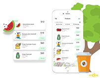 Foodie App UI