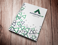 AdvertiseUp Agency Notebook