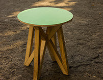 Jam & Cross stools