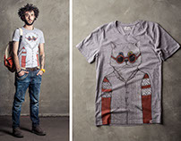 Shabeeg T-shirt Illustrations