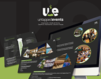Presentation & social media | Untappedevents