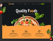 Pizzon | Pizza Restaurant & Cafe HTML Template